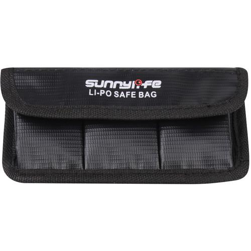 DigitalFoto Solution Limited LiPo Safe Bag for 3 Osmo Action Batteries