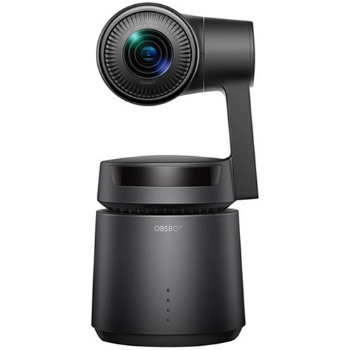 DigitalFoto Solution Limited OBSBOT Tail Auto Director AI 360/60FPS 4K Video Camera with 1850 mAh Battery (Black)