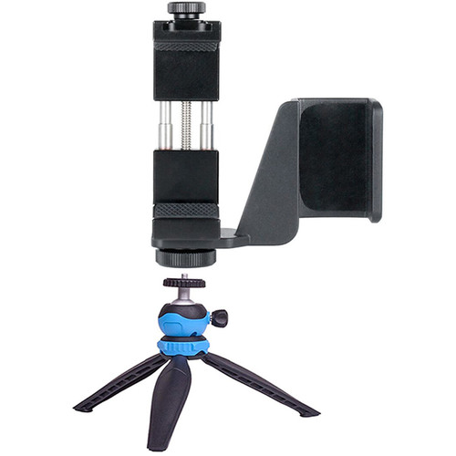 DigitalFoto Solution Limited Detachable Table Tripod with Smartphone Clamp Holder for DJI Osmo Pocket