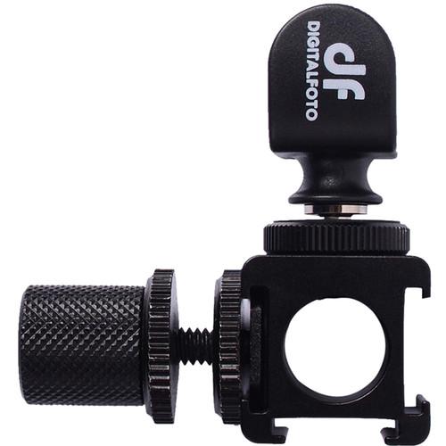 DigitalFoto Solution Limited Cold Shoe Mount System for DJI Osmo Pocket