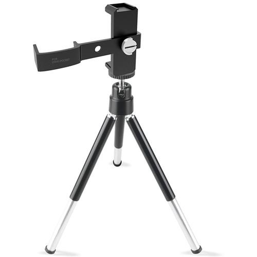 DigitalFoto Solution Limited Mini Tripod & Smartphone Clamp for DJI Osmo Pocket