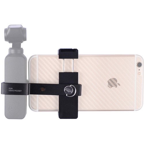 DigitalFoto Solution Limited Smartphone Clamp for DJI Osmo Pocket