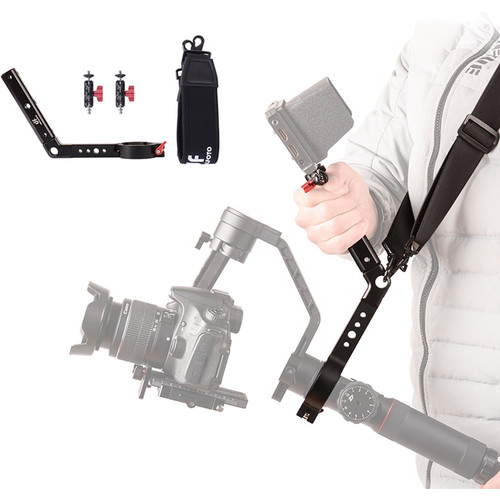 DigitalFoto Solution Limited Versatile Handle With Hand Release Strap For Zhiyun Crane 2,Like Weebill Style
