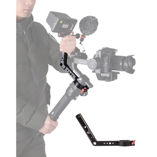 DigitalFoto Solution Limited Versatile Handle with Cold Shoe and Magic Arm for DJI Ronin S
