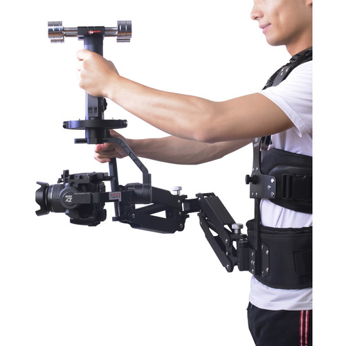 DigitalFoto Solution Limited THANOS-PRO Support Vest with Dual-Spring Arm for DJI Ronin-S