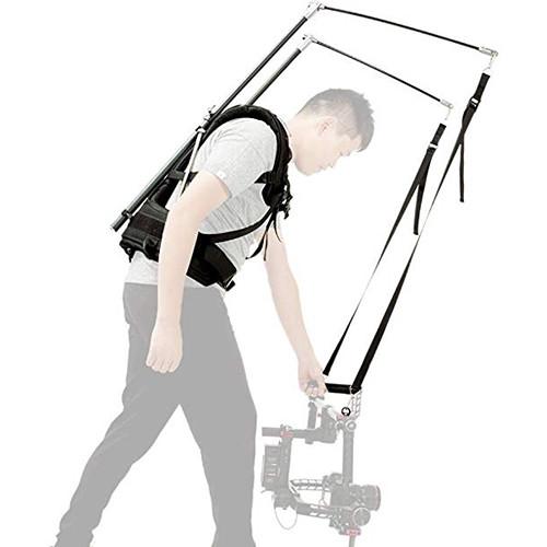 DigitalFoto Solution Limited V10 (BS) Gimbal Support Vest (13.2 to 28.7 lb Payload)