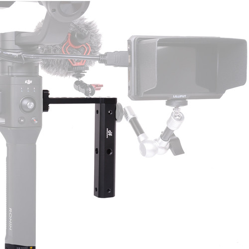 DigitalFoto Solution Limited Vision Neck Accessory Mounting Handle for DJI Ronin-S