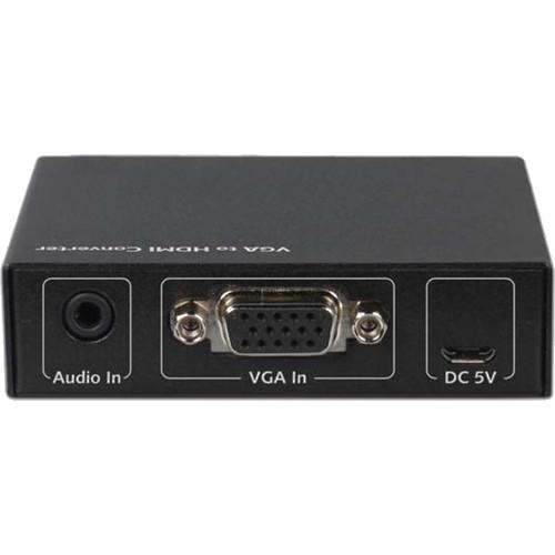 Digitalinx VGA with Audio to HDMI Converter