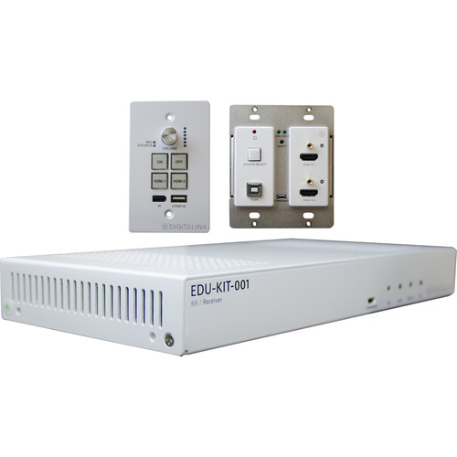 Digitalinx HDMI AV Distribution & Control System