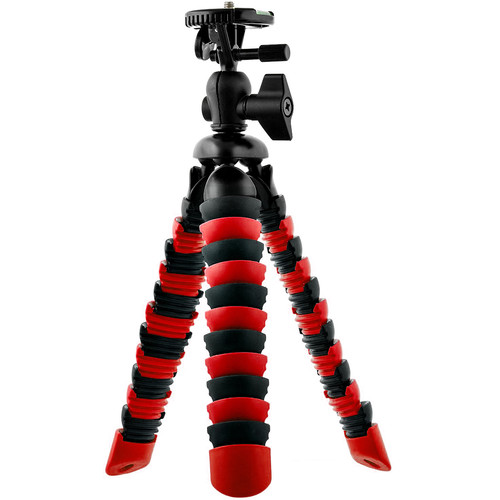 Digitalmate Flexible Camera Tripod 12 Quot Dm12ftr B Amp H Photo