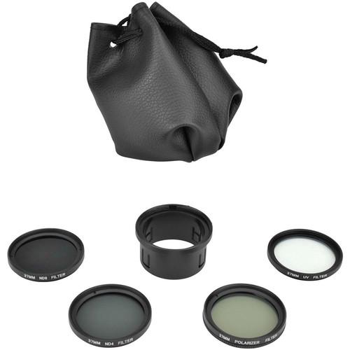 Digitalmate 6-Piece Filter Kit for DJI Phantom 3 Quadcopter