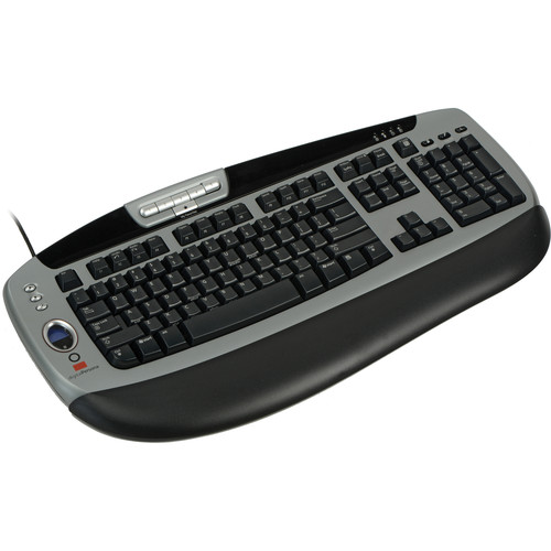 DigitalPersona 4500 U.are.U Fingerprint Keyboard