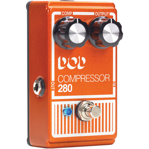 DigiTech DOD Compressor 280 Stompbox (2014)