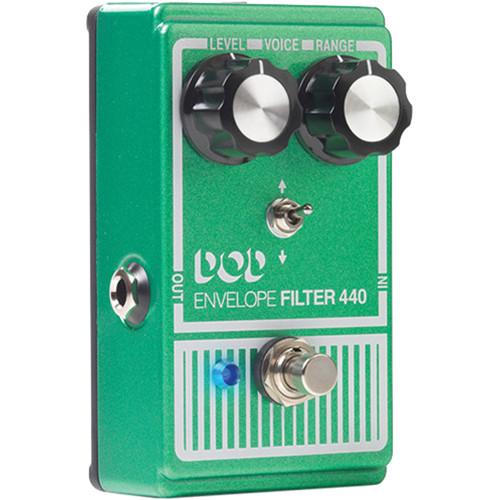 DigiTech 440 (2014) Envelope Filter Effect Pedal