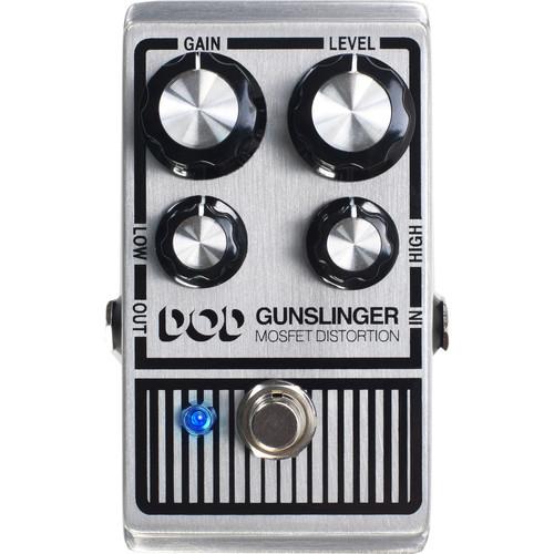 DigiTech DOD Gunslinger MOSFET Distortion Pedal