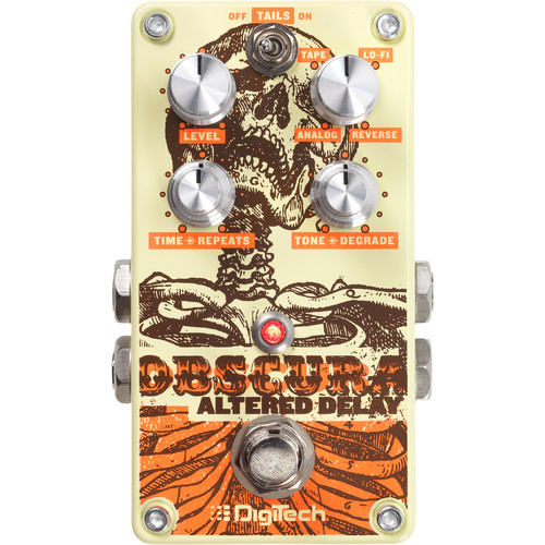 DigiTech Obscura Altered Delay Pedal