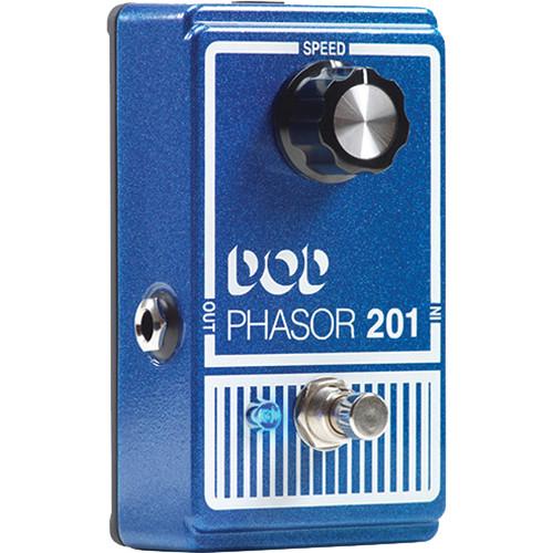 DigiTech DOD Phasor 201 Guitar Effect Pedal