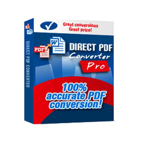 Direct PDF Converter Direct PDF Converter Pro