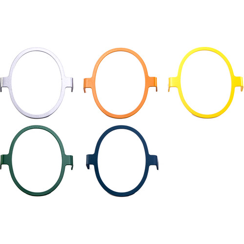 Direct Sound GSTR-5 GroupSound Multi-Colored Trim Rings for Studio Plus+ Headphones (Set of 5)
