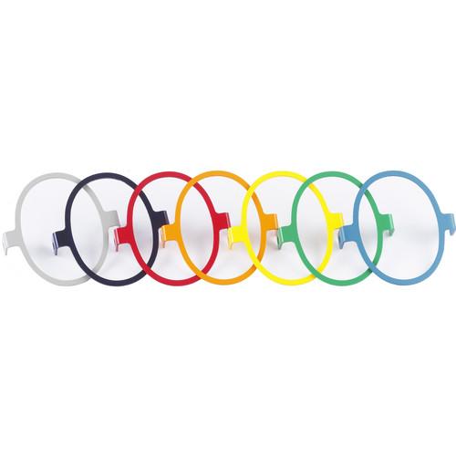 Direct Sound GSTR-7 GroupSound Multi-Colored Trim Rings for Studio Plus+ Headphones (Set of 7)
