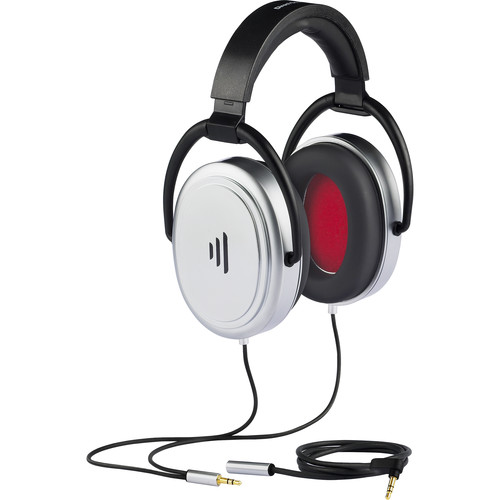 Direct Sound Serenity Plus+ Over-Ear Headphones (Satin Chrome)