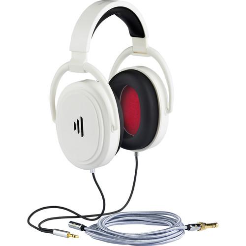 Direct Sound Studio Plus+ Closed-Back Studio Monitor Headphones (Alpine White)