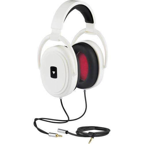 Direct Sound YourTones Plus+ Volume-Limiting Isolation Headphones (Alpine White)