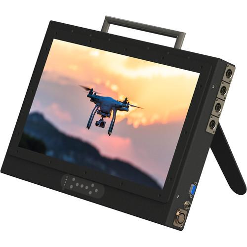 "DIT MMR-QP101W 10.1"" 1280X800, LED Backlit LCD Monitor"