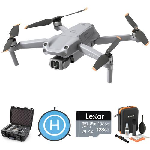 DJI Air 2S Drone & Nanuk 915 Case Kit