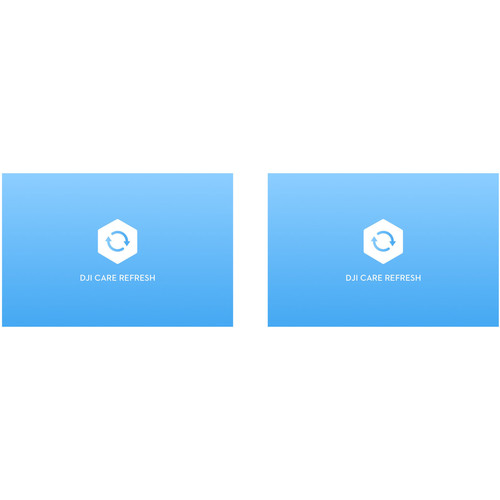 DJI Care Refresh/Refresh+ 2-Year Kit for Mavic Air (Download)