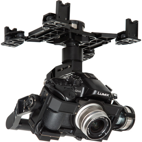 DJI Zenmuse Z15-GH4 Gimbal and Lightbridge Bundle