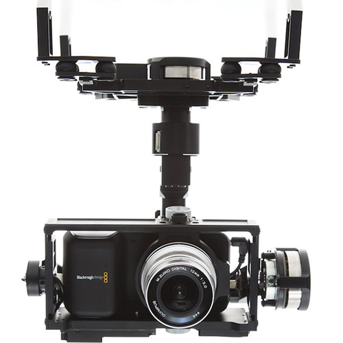 DJI Zenmuse Z15-BMPCC Gimbal and Lightbridge Bundle