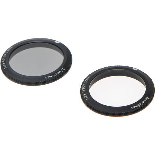 DJI Filter Kit for Zenmuse X3 Camera