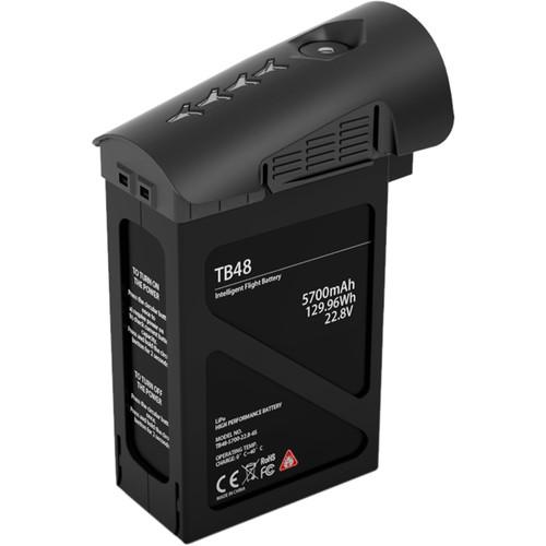 DJI TB48 Intelligent Flight Battery for Inspire 1 (129.96Wh, Black)