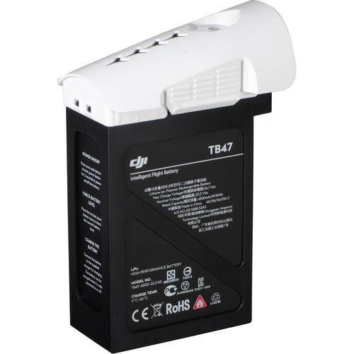 DJI TB47 Intelligent Flight Battery for Inspire 1 (99.9Wh, White)
