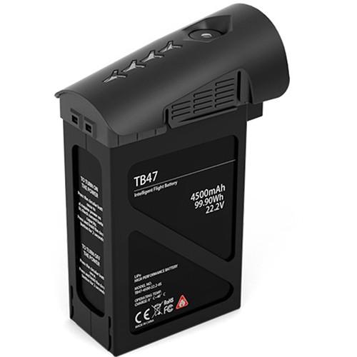DJI TB47 Intelligent Flight Battery for Inspire 1 (99.9Wh, Black)