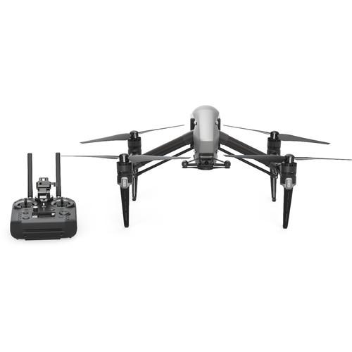 DJI Inspire 2 Raw Drone