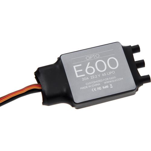 DJI 20A ESC for E600 Tuned Propulsion System