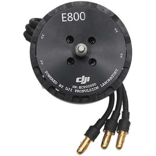 DJI Motor for E800 Tuned Propulsion System (350 Kv, CCW)