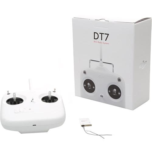 DJI DT7 Transmitter & Receiver Kit