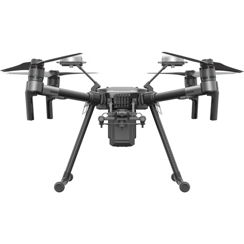 DJI Matrice 210 Professional Quadcopter with RTK (GLONASS)
