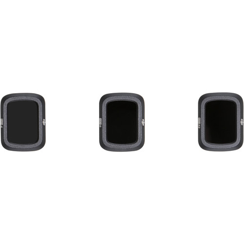 DJI ND Filter Set for Mavic Air 2 (ND4, ND8, ND32)