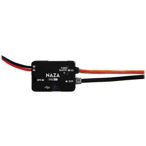 DJI Naza M PMU V2 for Phantom Fly with H3-2D