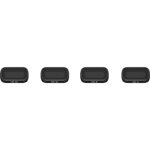DJI Osmo Pocket ND Filter Set (4-Pack)