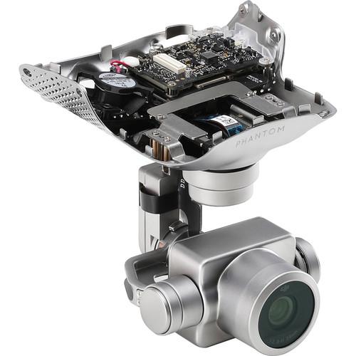 DJI Gimbal Camera for Phantom 4 Pro/Pro+ (Obsidian Edition)