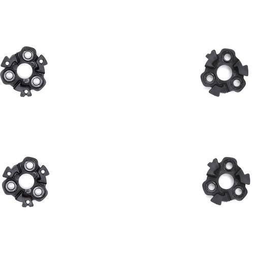 DJI Propeller Mounting Plate Set for Phantom 4 Pro/Pro+ Obsidian Edition Quadcopters (CW and CCW)