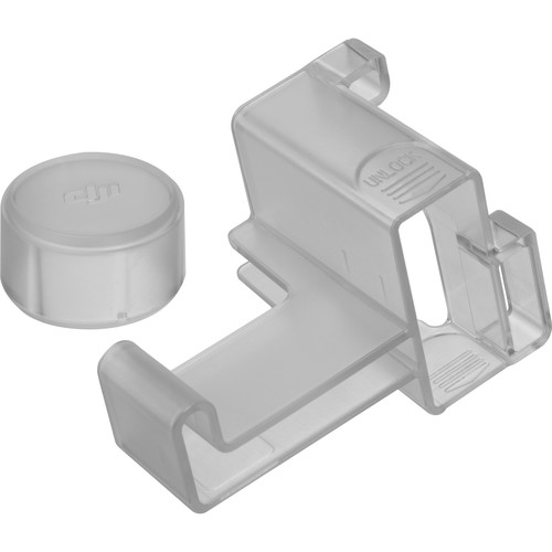 DJI Gimbal Clamp & Camera Cover for Phantom 2 Vision+ (Part 5)
