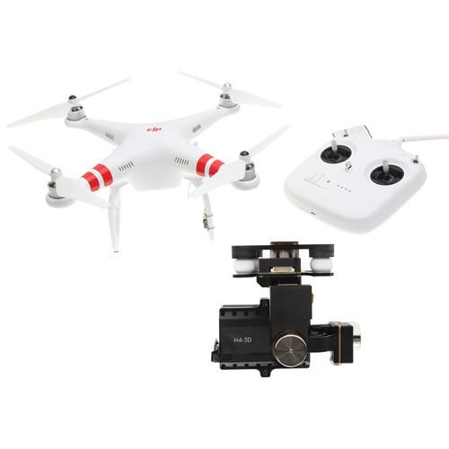 DJI Phantom 2 v2.0 Quadcopter Kit
