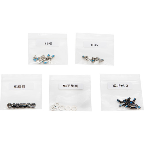 DJI Screw Pack for Zenmuse H4-3D Gimbal