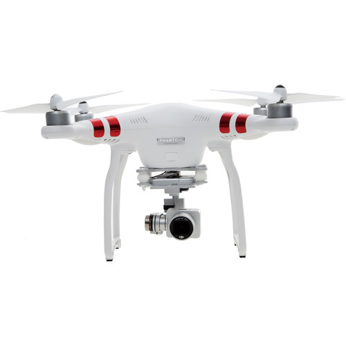 DJI Phantom 3 Standard Aircraft (Excludes Remote Controller and Battery Charger)